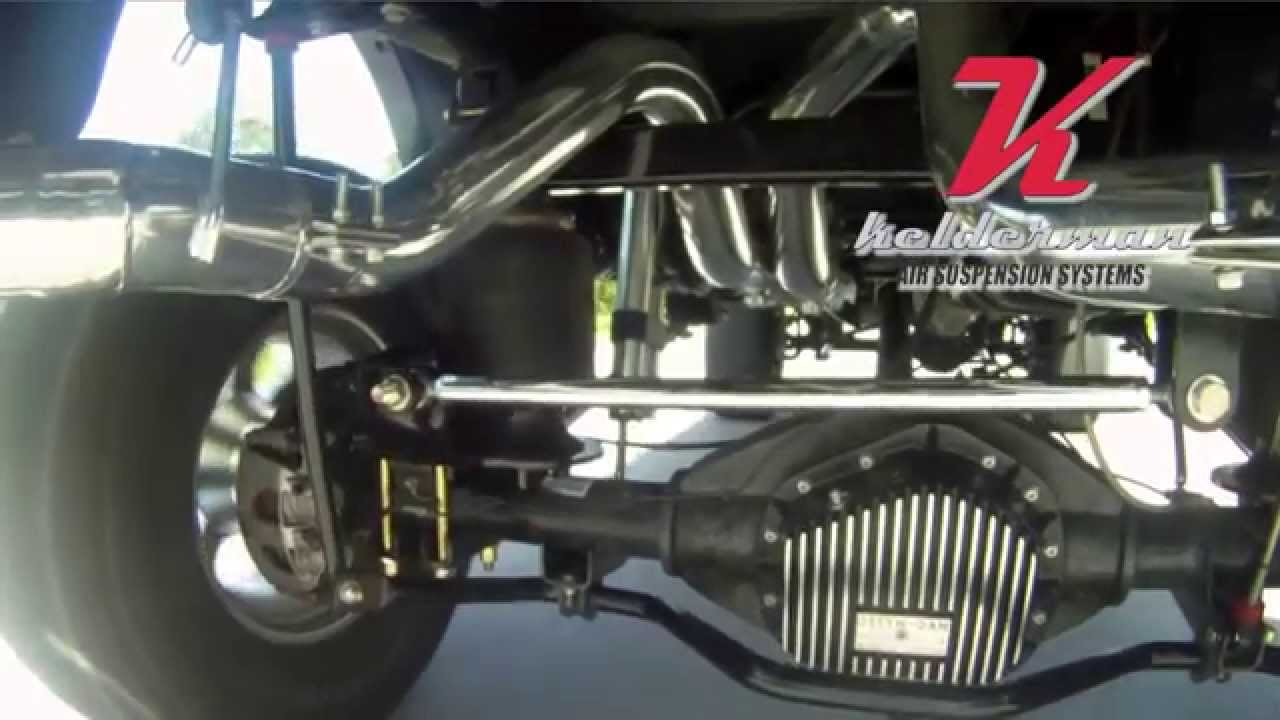 "2010 Dodge 2500 with Kelderman 8-10"" lift kit - YouTube"