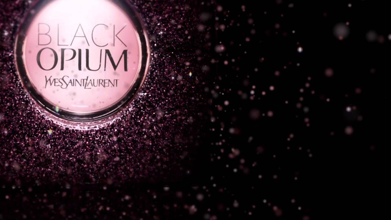 Ici Paris Xl Yves Saint Laurent Black Opium Youtube