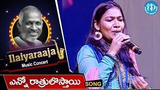 Enno Raatrulostayi Song - Maestro Ilaiyaraaja Music Concert 2013 - Telugu - New Jersey, USA