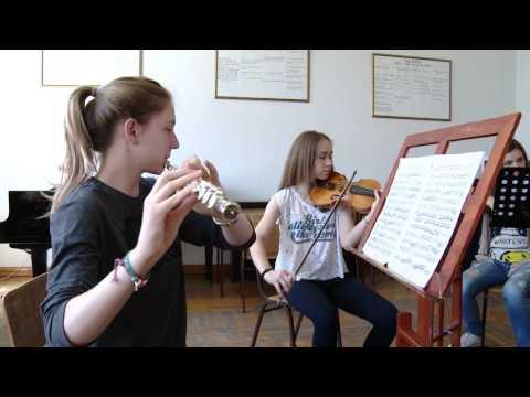 MMC  Music Workshop - Quartetto Montenegro - 14 May 2017