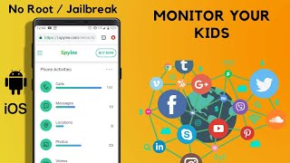Monitor Cell Phone Activity As Parents | Parental Control On Android Device | Keep your kids safe