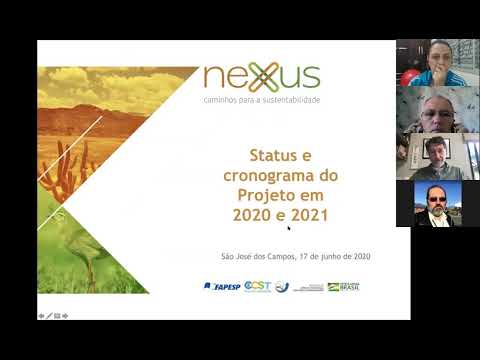 Mini Workshop Projeto Nexus 17 de junho de 2020