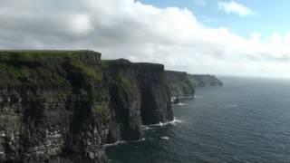 Ирландия. Скалы Мохера(Автопутешествие по Ирландии. Одно из достопримечательностей Скалы Мохера., 2012-07-28T07:31:36.000Z)