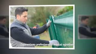 Producent siatki ogrodzeniowej panele ogrodzeniowe montaż ogrodzenia Łódź Arsmet