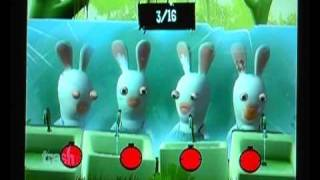 Rayman Raving Rabbids / RRR TV Party  Trash TV  B.R.U.S.H  4pm ~ 6pm Full Gameplay