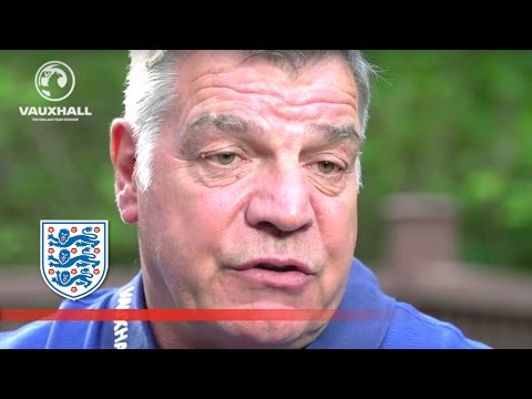 FATV Exclusive: Sam Allardyce's first interview as England manager (Part 2) | FATV News