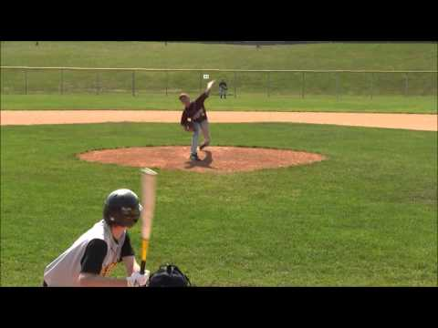 LHP Dylan Cyphert | vs. Venango Catholic High School | May 21, 2013