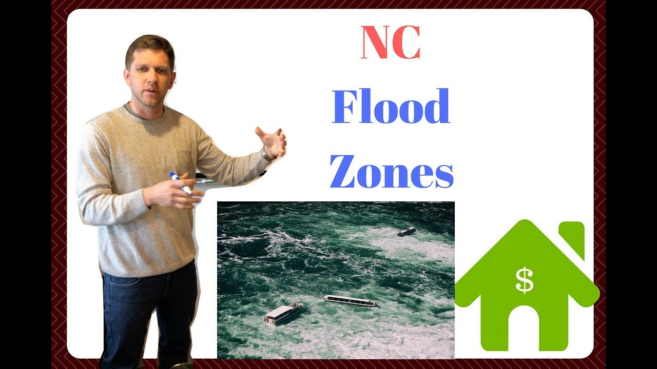Buying a House in Flood Zones | Whiteboard Wednesday #11