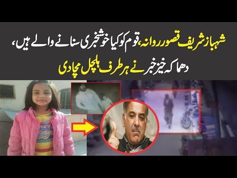 Shahbaz Sharif Press Conference About Zainab Case