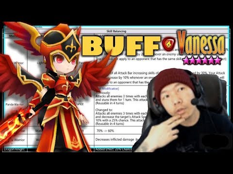 Summoners War - Fwa's Monster Balance Update