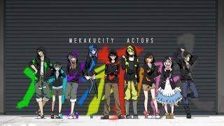 メカクシティアクターズ「オープニングムービーact 01 SP Ver.」