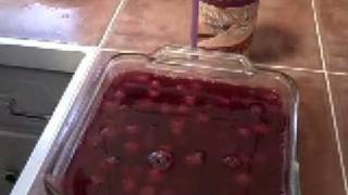 Cherry Joy Salad - Cooking After Gastric Bypass