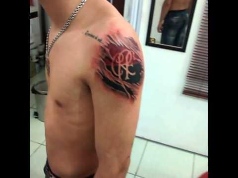 Tattoo Realismo Jefferson Ripper Youtube
