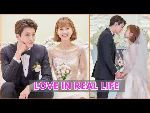 Park Hyung Sik Confesses He Fell In Love With Park Bo Young In Real Life