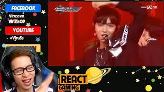 Burn it up (live) - Wanna One (워너원)  (Viruss reaction)