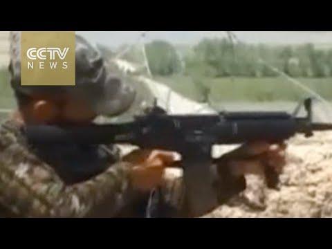 US airstrike kills Afghan Taliban shadow governor near Kunduz city