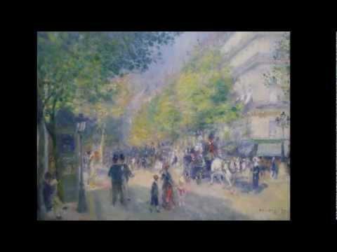 Renoir, The Grands Boulevards