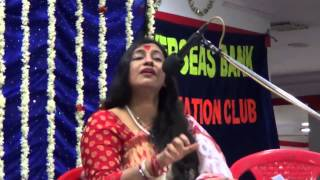Bhanga Gan - Purano sei diner katha - Swagatalakshmi Dasgupta ::Tabla-Paritosh Nandy