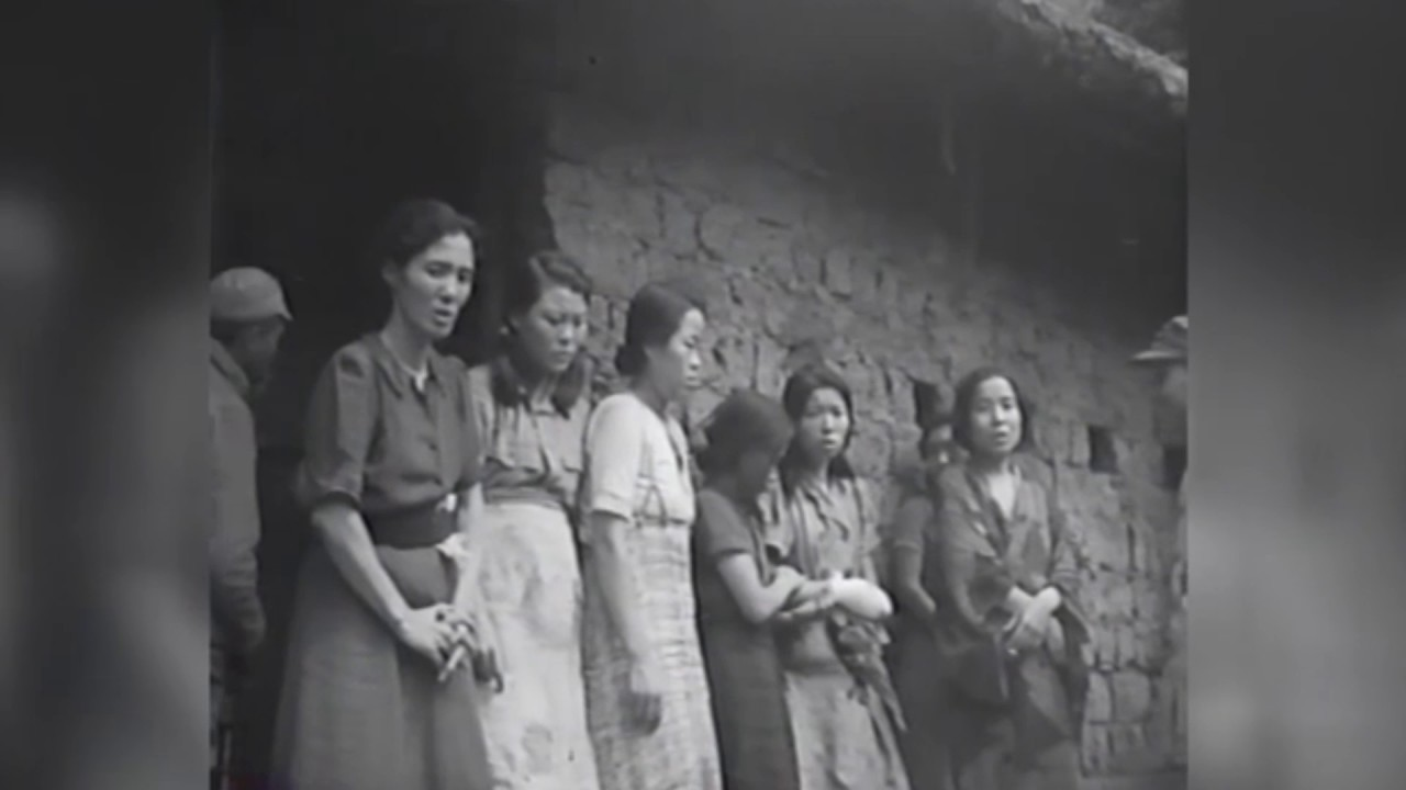 korean comfort women of wwii essay