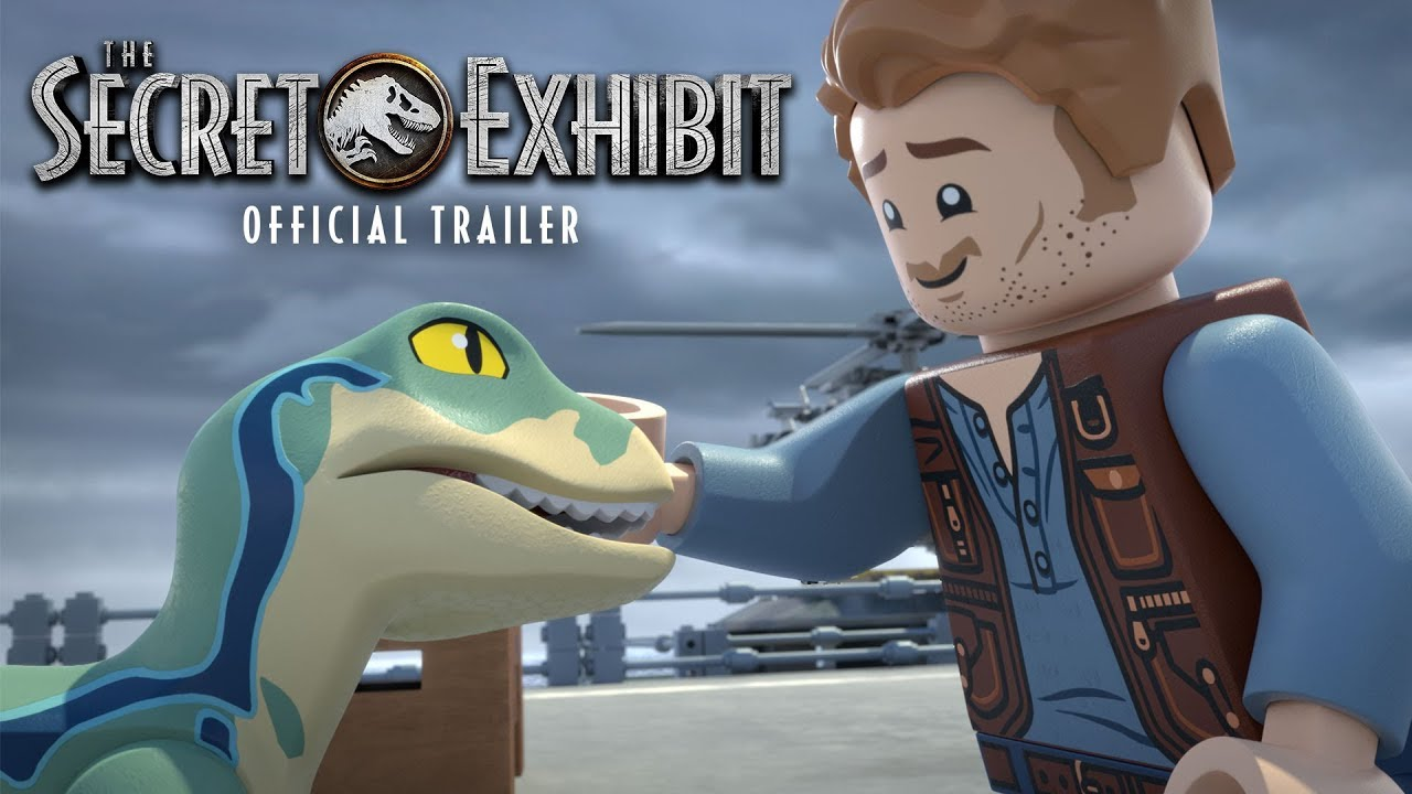 LEGO Jurassic World: The Secret Exhibit | Official Trailer ...
