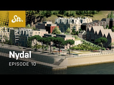 Contemporary — Cities Skylines: Nydal — EP 10