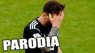 Bad Bunny - Amorfoda PARODIA (Canción Argentina vs)