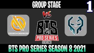 MG Trust vs Execration Game 1  Bo2  Group Stage BTS Pro Series SEA Season 8
