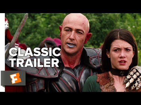 Dungeons & Dragons 2000    Jeremy Irons, Bruce Payne Movie HD