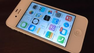 How to install iOS 9 on iPhone 4s with iTunes