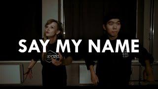 SAY MY NAME   DzintraDubrova&KostyaKim Choreography