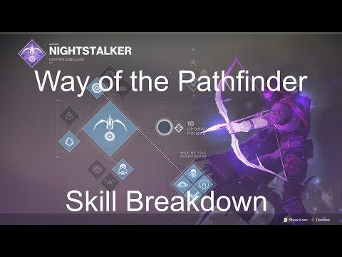 Nightstalker Hunter Way Of The Pathfinder Skill Breakdown