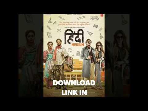 हिंदी medium  (Hindi Midium) movie download link in description