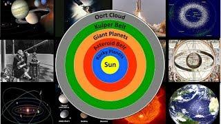 Solar System Earth Moon Sun Planets Mars Jupiter Asteroids Comets Pluto Kuiper Belt Oort Cloud