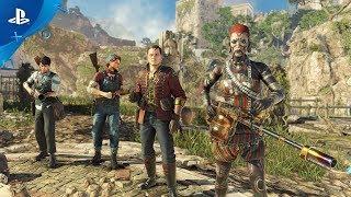 Strange Brigade – Co-op Gameplay Trailer   PS4