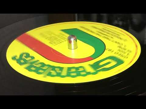 AL CAMPBELL ~ Can't Take The Pressure + PETER METRO ~ Police In England