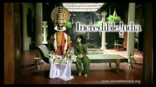 Incredible India (Green Theme)