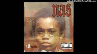 Nas - Memory Lane (Sittin' In Da Park) [lyrics]