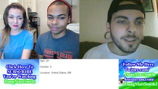 AWKWARD SITUATIONS #2 on Chatroulette