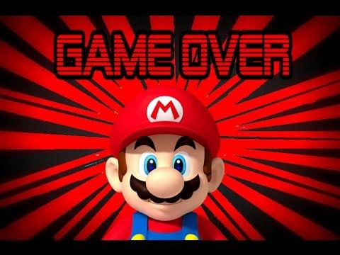 Sonido Mario Game Over.