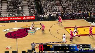 NBA 2K14 PC Gameplay