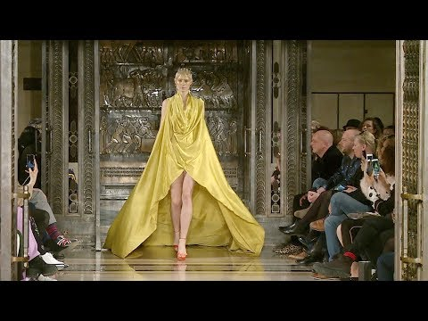 Fashion For Conservation | Fall Winter 2018/2019 Full Fashion Show | Exclusive