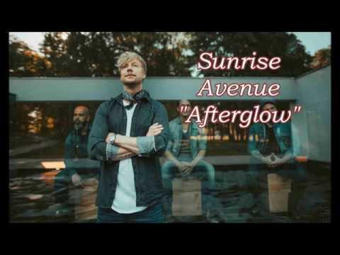 Sunrise Avenue - Afterglow LYRICS