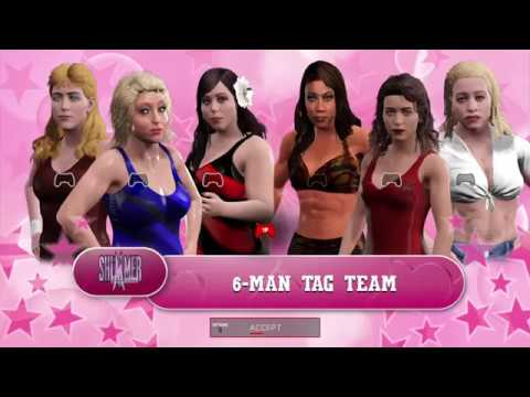 Queen of the Trios: Glamour Girls VS 3 Woman Band