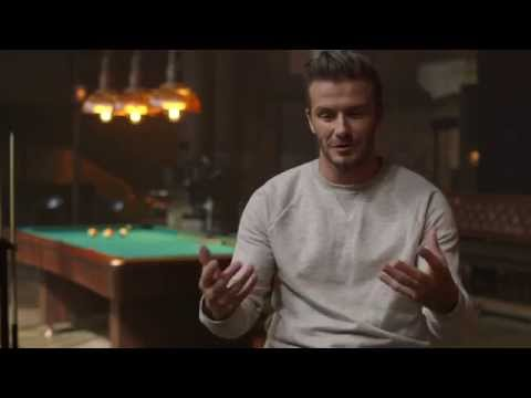H&M Modern Essentials Selected By David Beckham: Behind The Scenes With Marc Forster