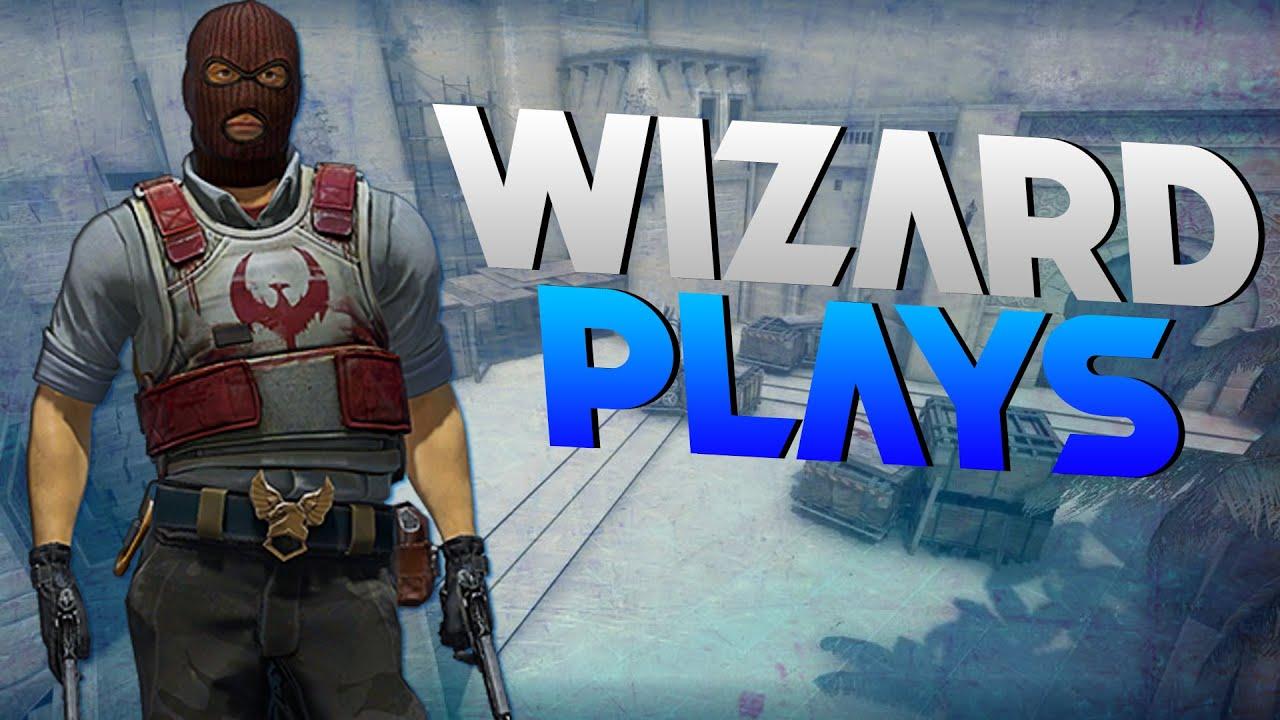 CS:GO - WIZARD PLAYS