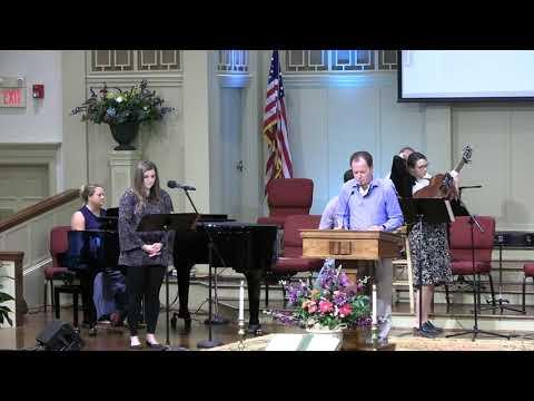 September 27, 2020 Service [Trimmed] at First Baptist Thomson, Streaming License 201531172