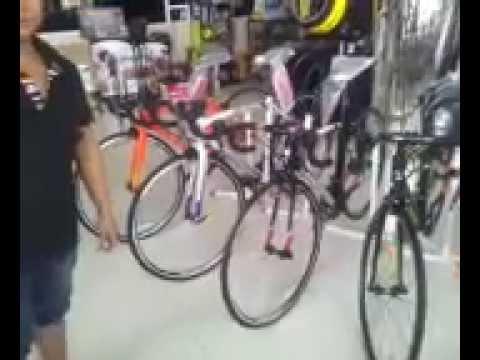 จักรยานเสือหมอบราคาเริ่มต้นร้าน VS Bike (ราชพฤกษ์)