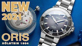Better Than Tudor and Omega? The NEW 41,5mm ORIS Aquis Date Calibre 400 Models