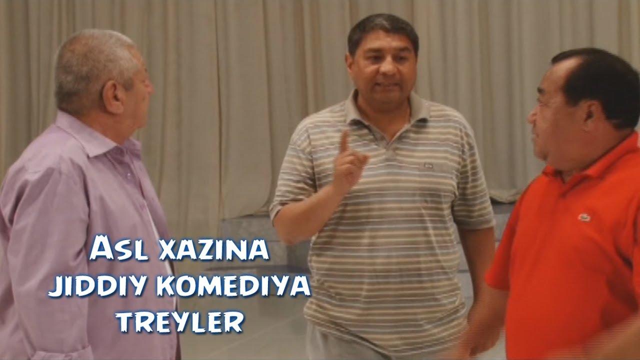 Asl xazina jiddiy komediya (treyler) | Асл хазина жиддий комедия (трейлер)