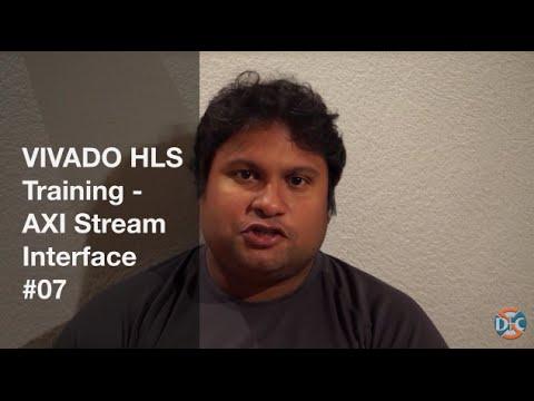 VIVADO HLS Training   AXI Stream interface #07